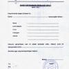Contoh Format Surat Keterangan Sakit Dari Dokter Yang Benar