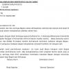 Contoh Format Surat Audiensi Umum yang Baik dan Benar
